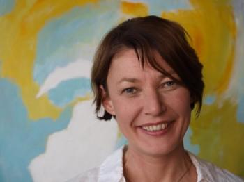 Paartherapeutin Claudette Sinn